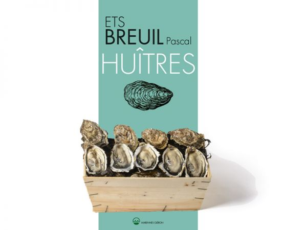 Huîtres Breuil, sales to professionnal users